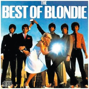 The Best of Blondie cover